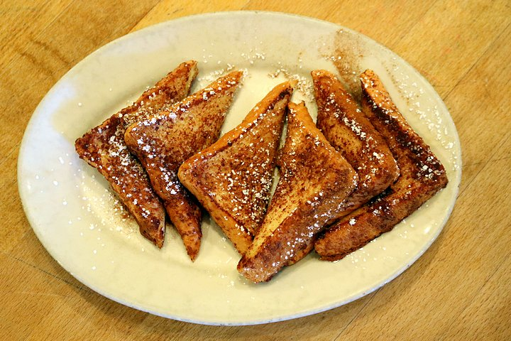 Gringo French Toast